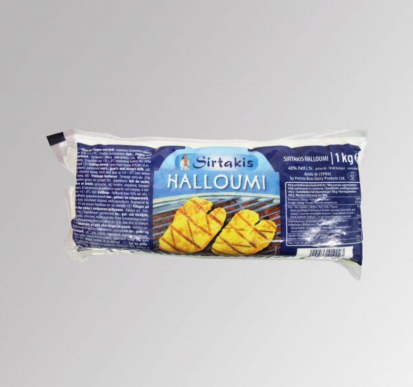 "Halloumi ""Sirtakis"" (1 kg)"