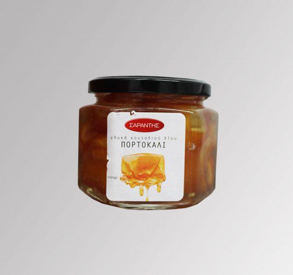 Sarantis eingelegtes Obst in Sirup (453 g)