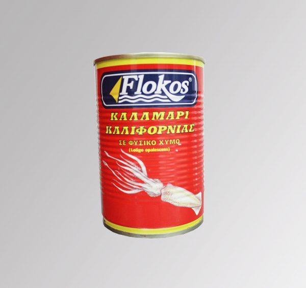 Calamares Flokos – Stück, pikant (120 g)