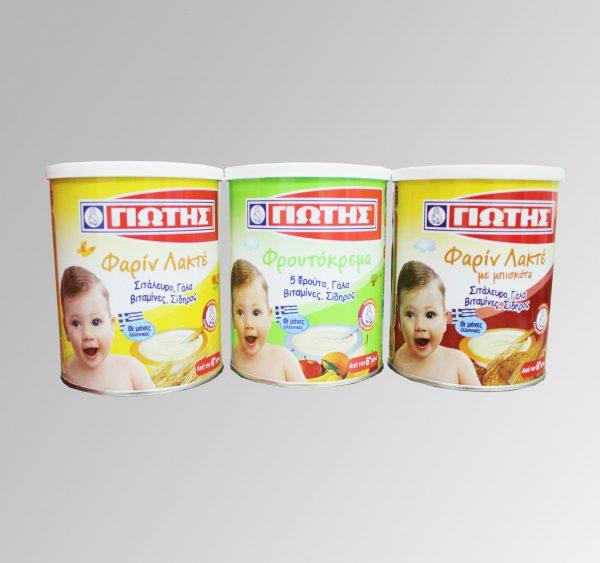 Jotis Babynahrung (300 g)