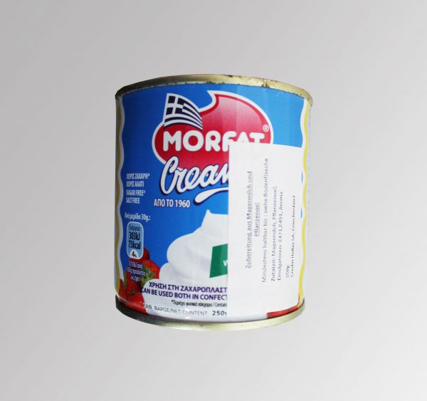 Morfat Creamy Schlagsahne (250 g)