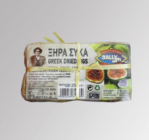 Feigen aus Griechenland, trocken (250 g)