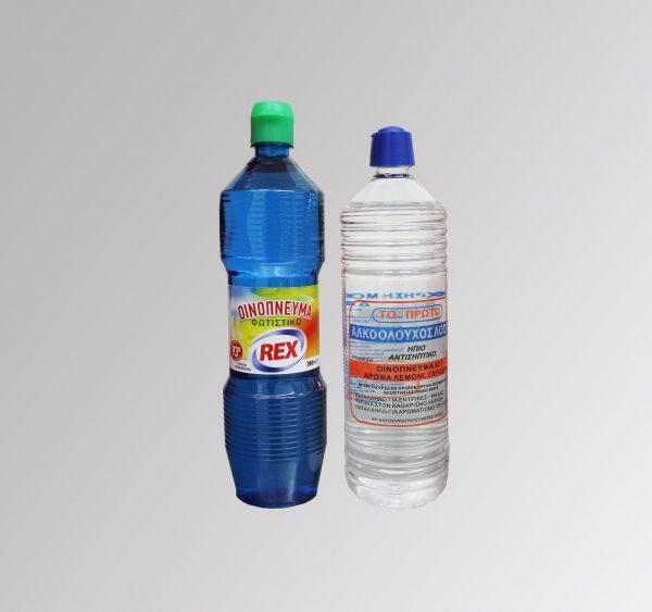 Inopneuma Brennspiritus (350 ml)