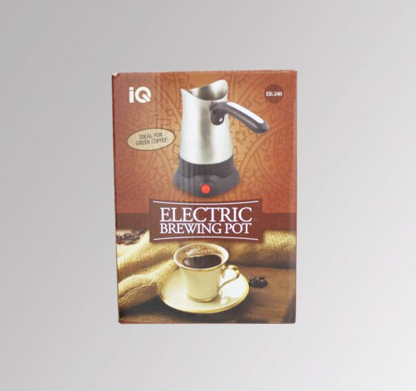 Briki Elektro Inox 400-500w / EK-240