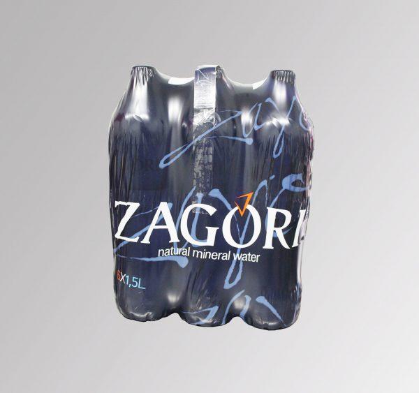 Griech. Wasser Zagori (6 x 1,5 l)