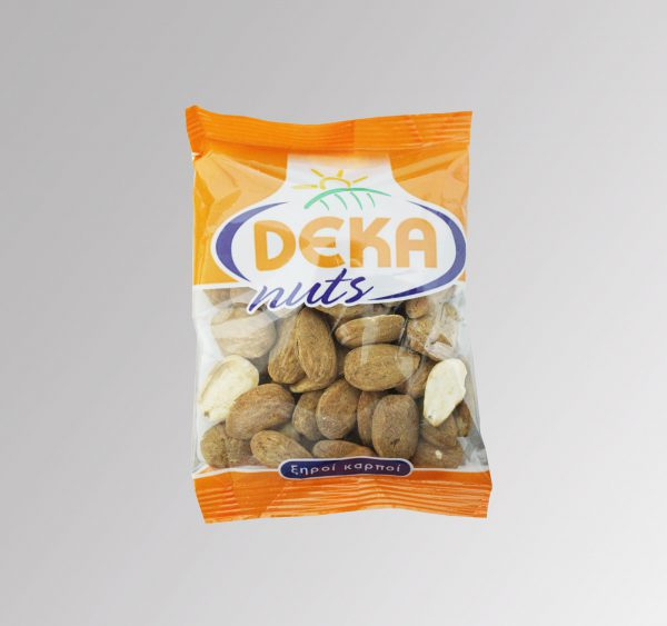 Deka Nuts, Mandeln geröstet (100 g)