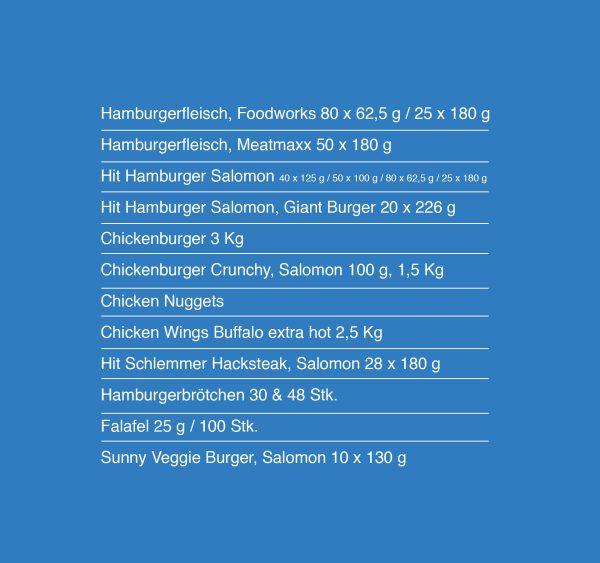 TK Convenince Food